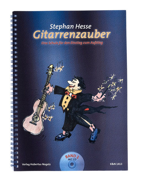 Gitarrenzauber Bd.1 Verlag Hubertus Nogatz
