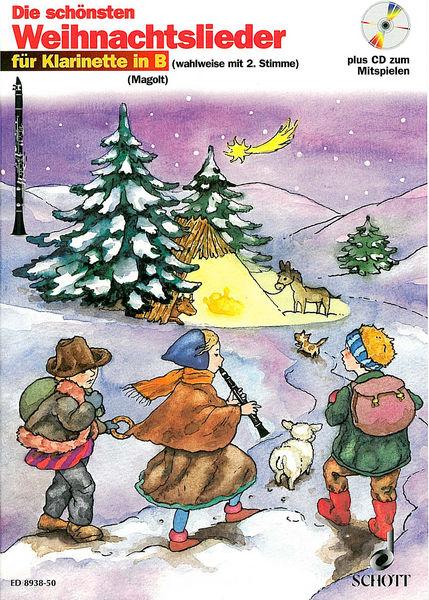 Schott Die schönsten Weihnachts Cl