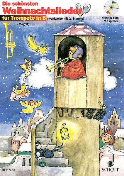 Schott Die Schönsten Weihnachts Tr