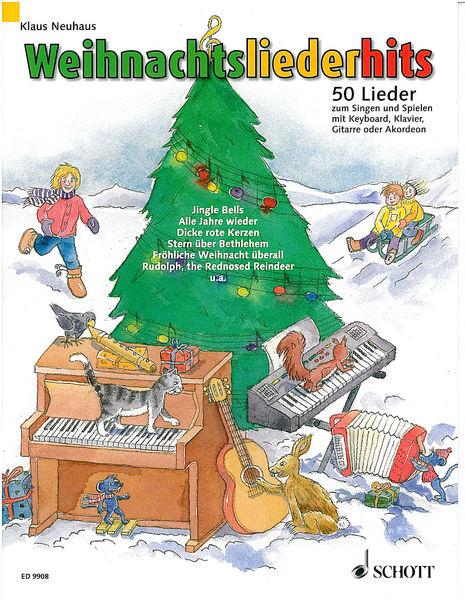 Weihnachtsliederhits Schott