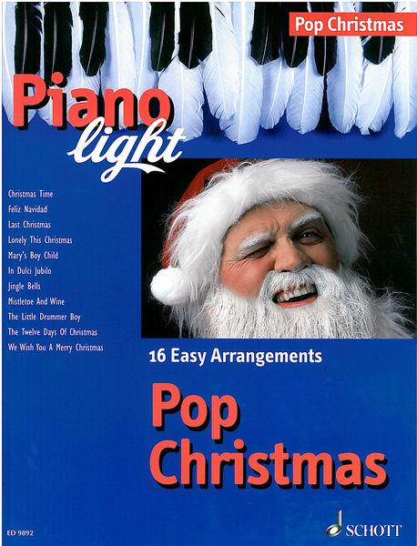 Schott Pop Christmas (Piano)