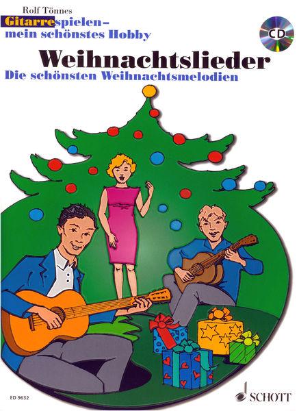 Weihnachtslieder Gitarre Hobby Schott