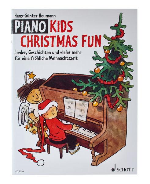 Piano Kids Christmas Fun Schott