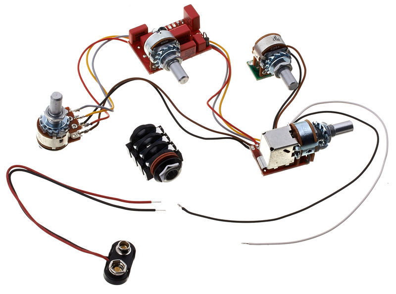 Glockenklang 2-Band Electronic