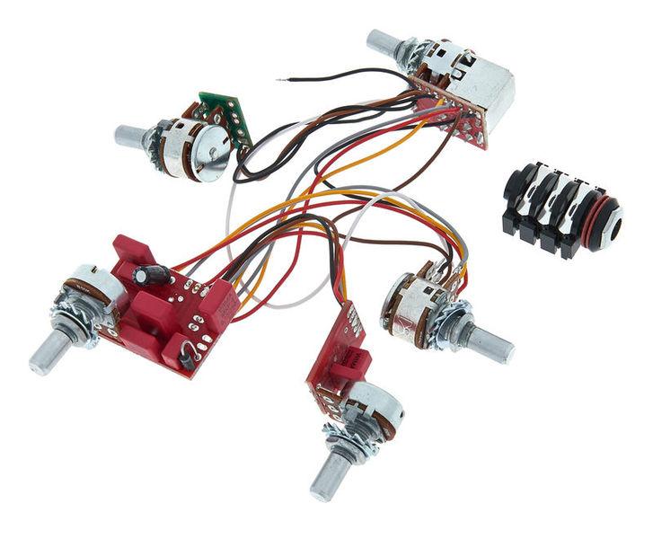 Glockenklang 3-Band Electronic - 5 Poti