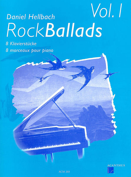 ACM Verlag Rock Ballads Vol.1