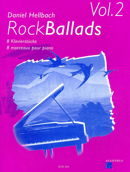 ACM Verlag Rock Ballads Vol.2