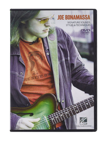Hal Leonard Joe Bonamassa (DVD)