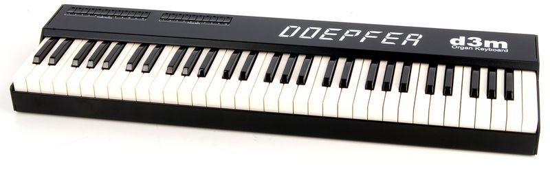 Doepfer D3M Organ Keyboard BK