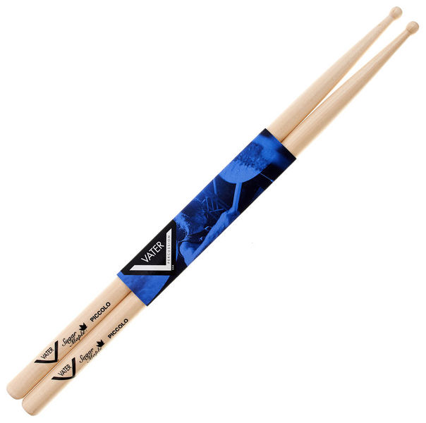 Vater Piccolo Maple Drum Sticks Wood