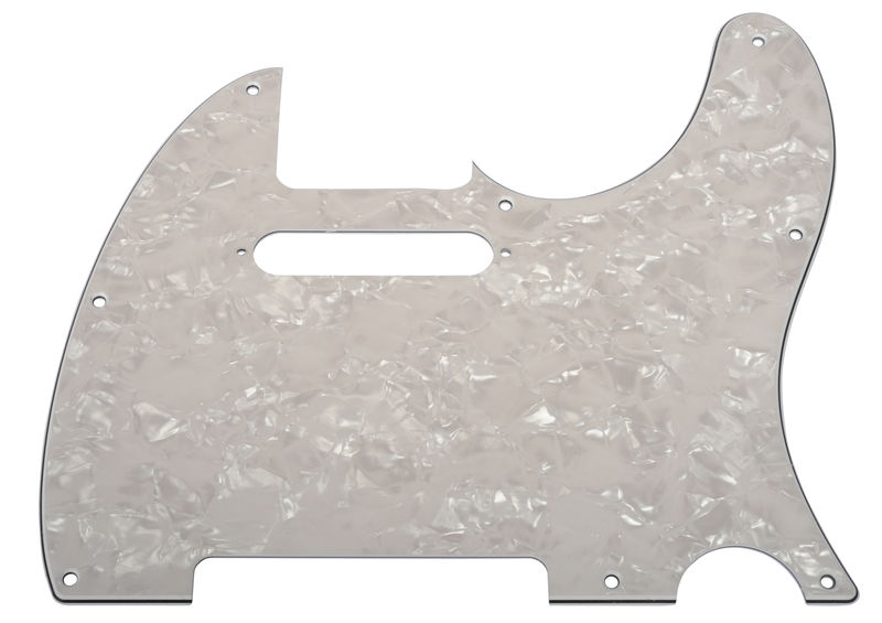 Fender Pickguard Tele WP 8