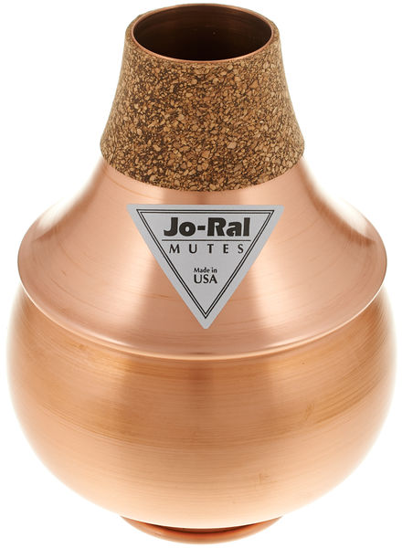 Jo-Ral Trumpet Bubble Copper