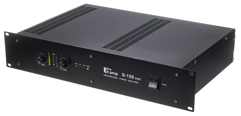 the t.amp S-150 MK II