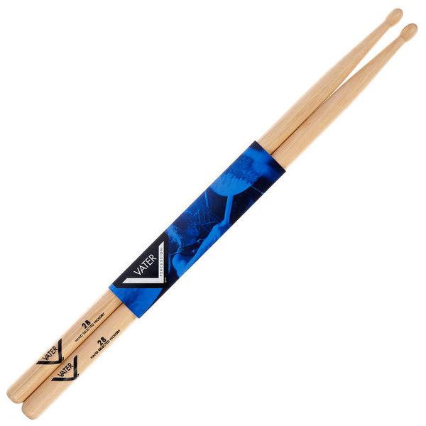 Vater 2B Drum Sticks Hickory Wood