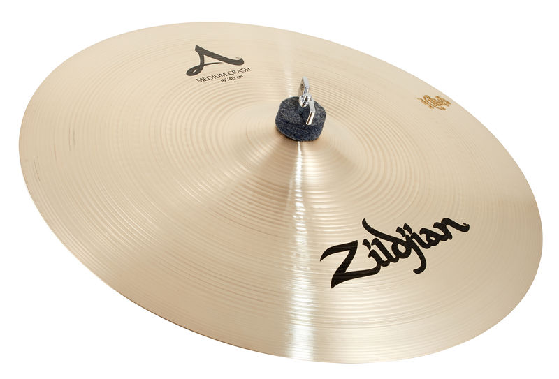 "Zildjian 16"" A-Series Medium Crash"