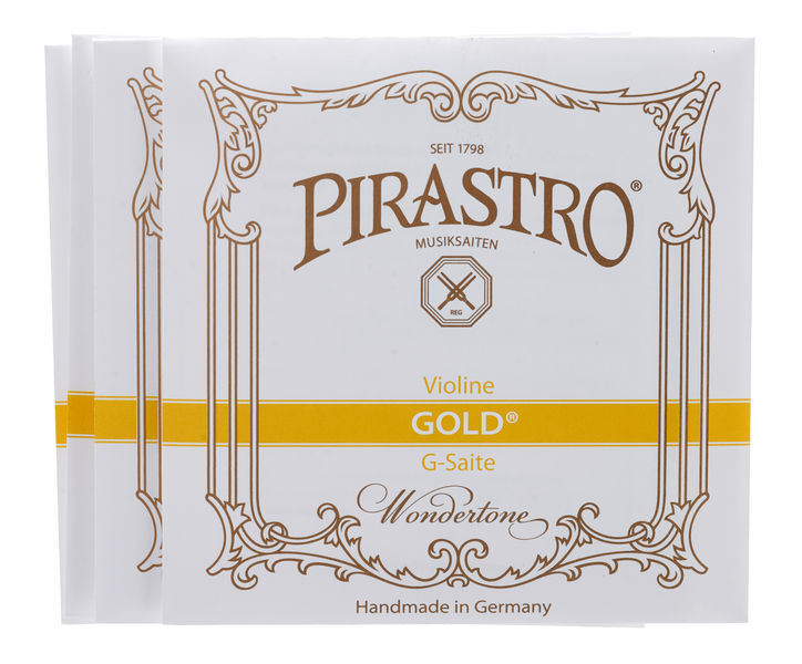 Pirastro Gold Violin 4/4