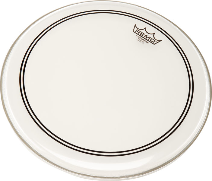 "Remo 15"" Powerstroke 3 clear"
