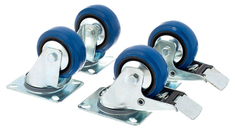 Thon Wheel Set 80mm