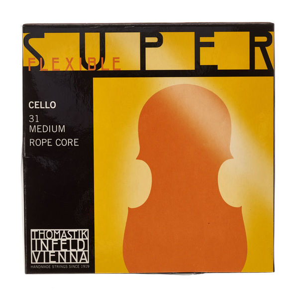 Thomastik Superflexible Cello 4/4 medium