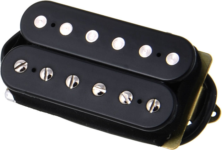 DiMarzio DP193 BK F-Spaced