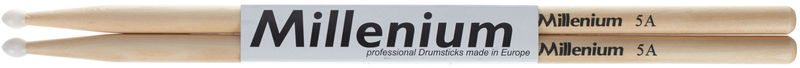 Millenium 5AN Maple Drumsticks -Nylon-