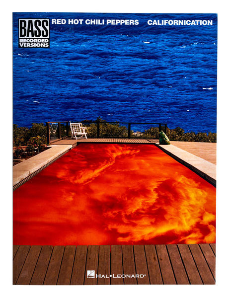 Hal Leonard Red Hot Chili Californica Bass