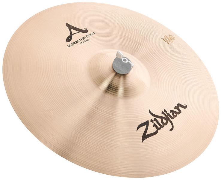 "Zildjian 17"" A-Series Medium Thin Crash"
