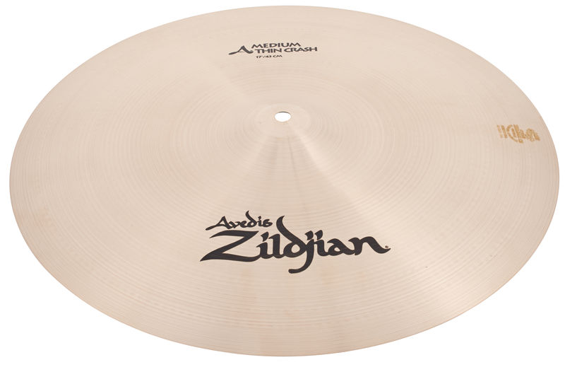 "Zildjian 17"" A-Series Medium Thin Crash"