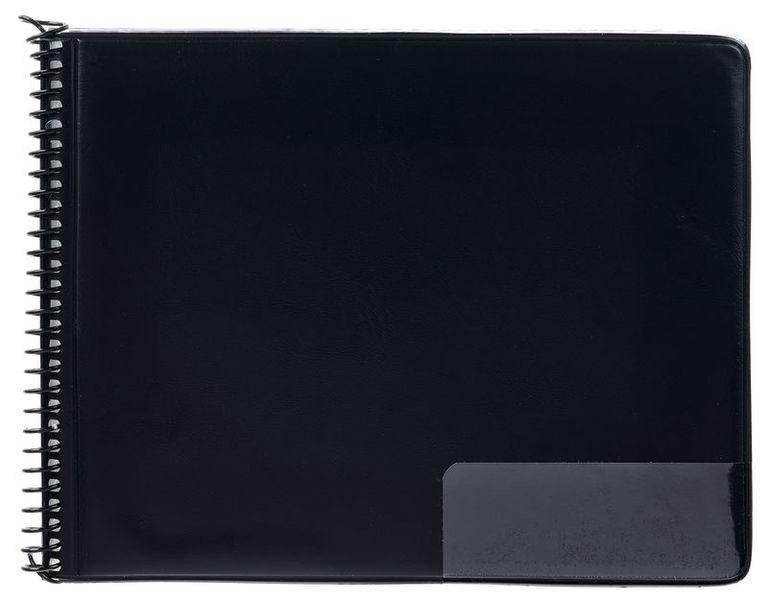 Star Marching Folder 146/25 Black