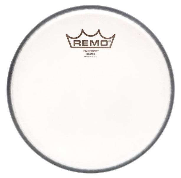 "Remo 08"" Emperor Coated"