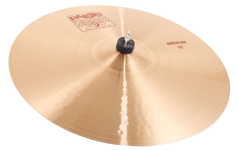 "Paiste 2002 Classic 18"" Medium Crash"