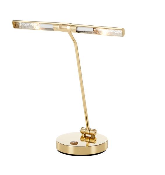 Jahn 4401 Piano Lamp Gold