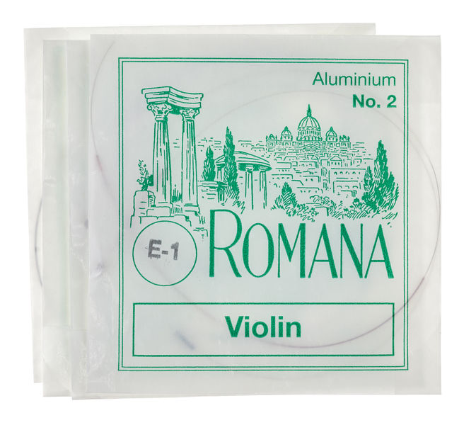 Romana Violin Strings