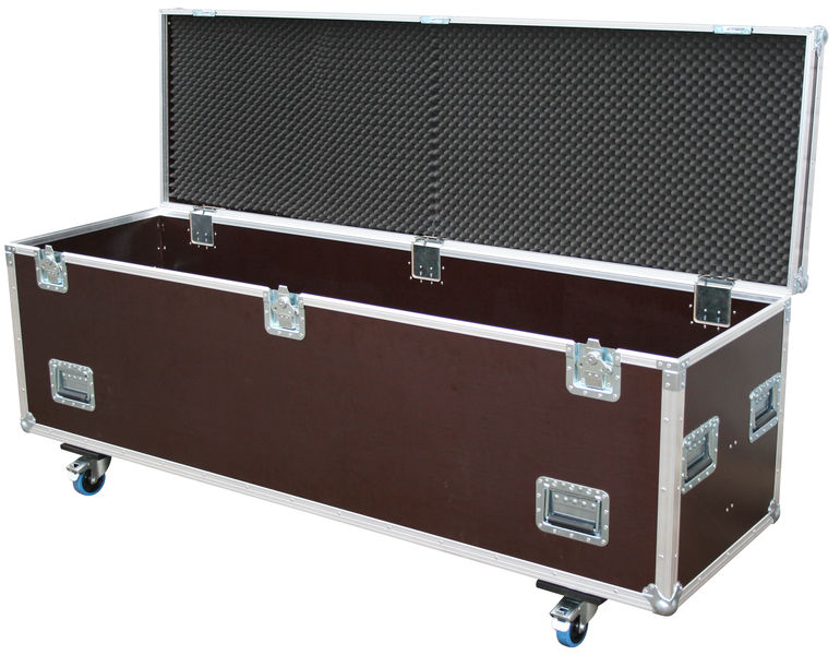 Thon Roadcase 2x 6er T-BAR PAR64