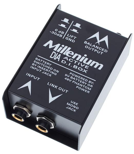Millenium DI-A Active DI Box