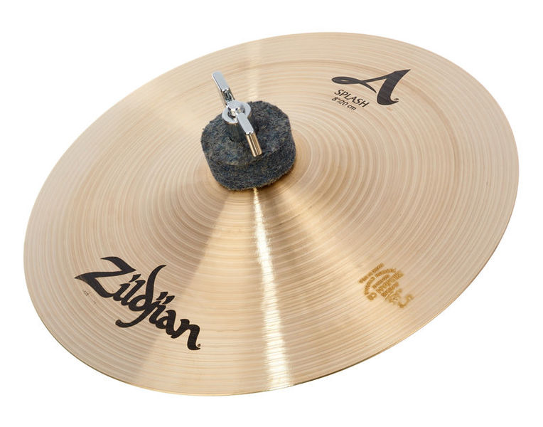 "Zildjian 08"" A-Series Splash"