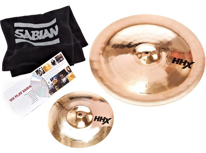 Sabian HHX Effect Pack Set EX