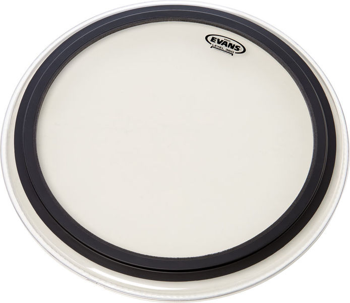"Evans 22"" EMAD Clear Bass Drum"