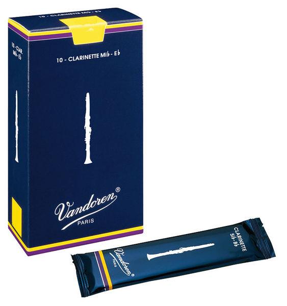 Vandoren Classic Blue 1.5 Bb-Clarinet