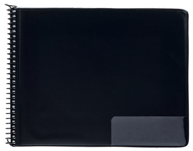 Star Marching Folder 146/15 Black