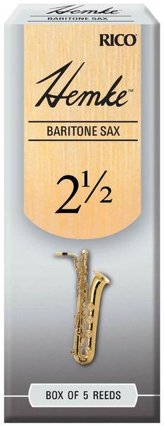 Daddario Woodwinds Hemke Baritone Sax 2,5