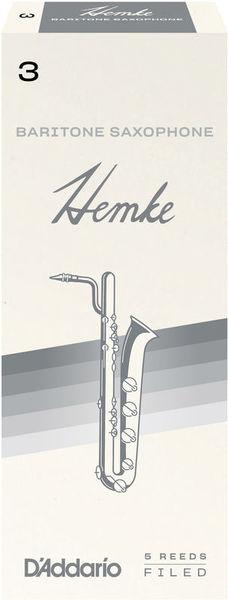Daddario Woodwinds Hemke Baritone Sax 3