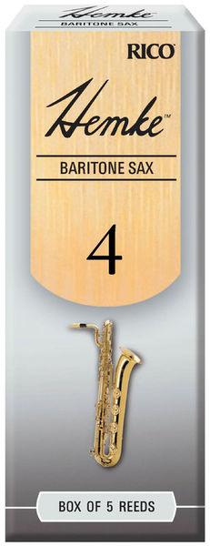 Daddario Woodwinds Hemke Baritone Sax 4