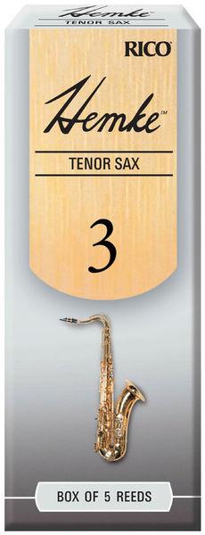 Daddario Woodwinds Hemke Tenor Sax 3