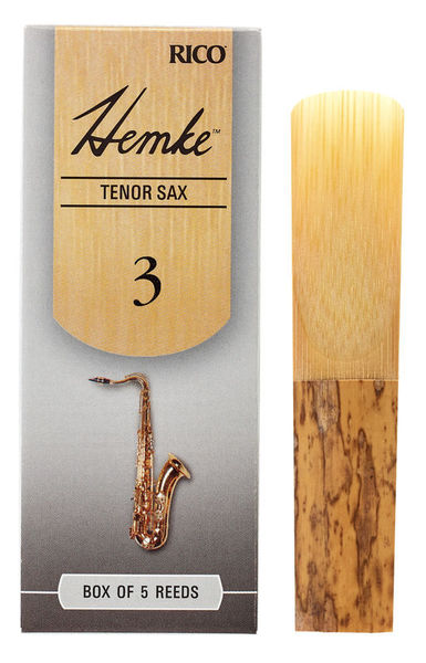 Daddario Woodwinds Hemke Tenor Sax 3