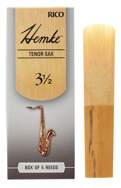 Daddario Woodwinds Hemke Tenor Sax 3,5