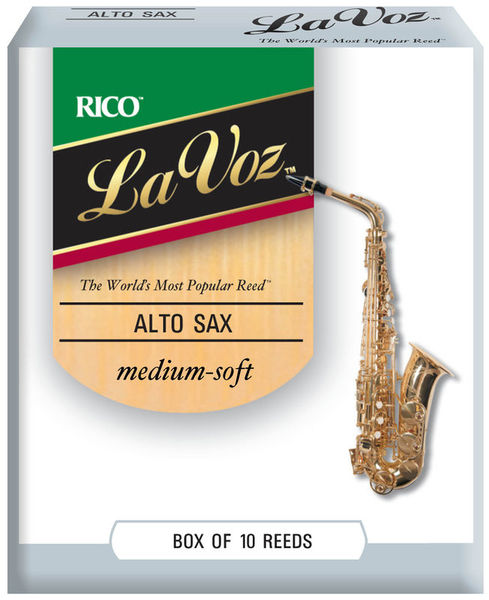 Daddario Woodwinds La Voz Alto Sax MS