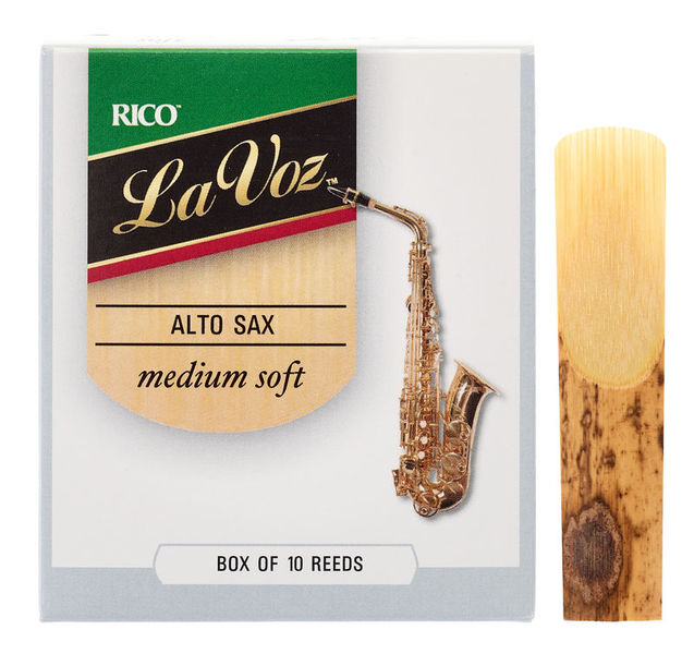 Daddario Woodwinds La Voz Alto Sax MS