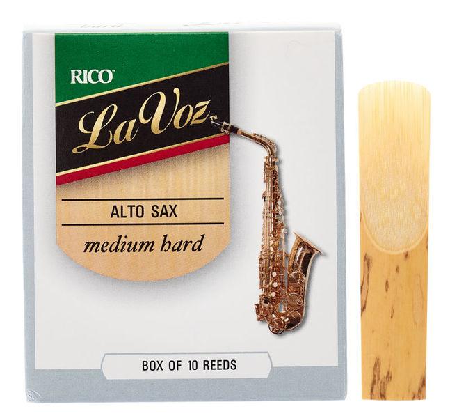 Daddario Woodwinds La Voz Alto Sax MH