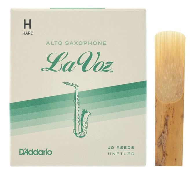 La Voz Alto Saxophone H DAddario Woodwinds